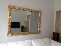 Grote Spiegel Hout : Grote spiegel zonder lijst. amazing grote spiegel zonder lijst with